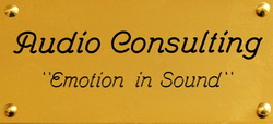 Audio Consulting Logo