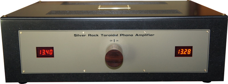 Silver Rock Phono Toroidal Amplifier