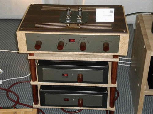 Tube Phono Stage