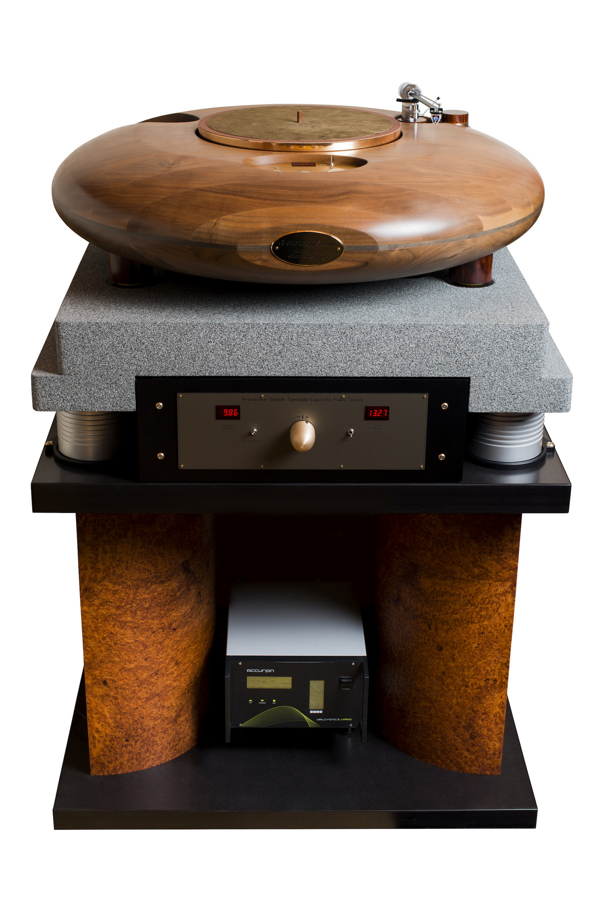 Stealth Turntable